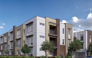 Monroe's single-family new San Fernando Valley homes are a hit with buyers.