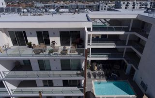 Penthouse units with large view terraces are part of the final release at luxury Marina del Rey condos X67 Lofts.